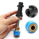 Compact Fast Release Conversion Pressure Washer Adaptor for Karcher K-series Adapter Accessories