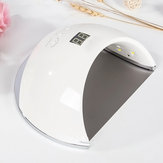 LED Nail Lamp UV Lamp for Manicure 42 Pcs ضوء Bead Quick C