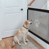 Mesh Magic Dog Dog Gate Safe Guard et installer n'importe où passerelle US de clôture de sécurité animaux