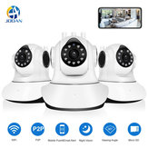 Jooan C6C HD 1080P WIFI IP Camera 11 LED PT 360 ° Built-in Antenna IP Camera Motion-Detection Audio dua arah Monitor Bayi