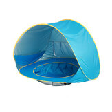 Baby Beach Tent Open Up Tent Outdoor Camping Sun Shelter Canopy Shade