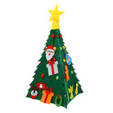 3D DIY Toddler Christmas Tree Decorations New Year Kids Children Toys Xmas Gift