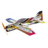 E211 MINI 3D Airplane Kit 420mm Wingspan Trainer for Beginner 3D Aerobatic RC Aircraft Stunt Plane