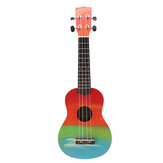 21 Inch Soprano Acoustic Hawaii Ukulele Musical Instrument for Beginner
