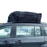 580L 130x100x45cm Couverture de toit de voiture étanche universelle Rack Bag Carrier Cargo 4WD Bagages Voyage AU