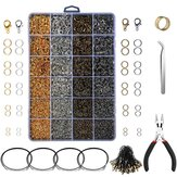 3143Pcs Jewelry Findings Jewelry Making Starter