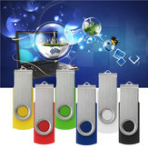 8MB 8M USB 2.0 Flash Disco Memoria Almacenamiento Thumb Palo Pluma Disco USB Flash de regalo plegable