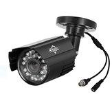 Hiseeu 1080P AHD fotografica Custodia in metallo CCTV fotografica proiettile impermeabile sorveglianza per sistema CCTV DVR