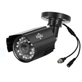 Hiseeu 1080P AHD Kamera Metallgehäuse Wasserdicht Kugel CCTV-Kameraüberwachung für CCTV-DVR-System