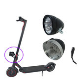 BIKIGHT 3LED Headlights Electric Scooter Spotlight Scooter Accessories For Xiaomi M365 Electric Scooter Ninebot Es1 Es2