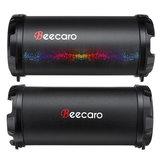 Beecaro S41B Портативный На открытом воздухе Bluetooth стерео бас-динамик с 1200 мАч Батарея Поддержка FM Радио Микрофон