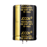 15000UF 63V 30x50mm Radial Aluminium Electrolytic Capacitor High Frequency 105°C