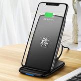 ROCK W3 Qi Cargador de Carga Rápida Inalámbrico Estación de Carga del Teléfono Móvil para iPhone X 8 / 8Plus Samsung S8 S7