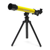 20X 40X 60X Astronomical Telescope Eyepieces w/ Tripod for Kids Beginner