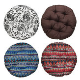 43cm Classical Home Seat Cushion Round Pillow Case Floor Yoga Office Chair Mats Tatami Pads