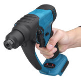 DC21V SDS 4 Pit Brushless Electric Hammer Drill Rechargeable Multifunction Impact Drill Adapted To Makita Battery