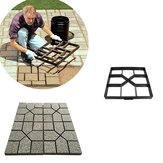 Tuin DIY Path Maker Model Beton Stepping Stone Pave Bestrating Bestratingsmachine Mold Tool
