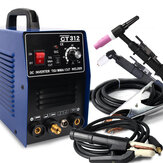 CT312 3 en 1 TIG MMA CUT Welder Inverter Welding Machine 120A TIG / MMA 30A Plasma Cutter Portable Multifunction Welding Equipment 220V