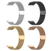 Bakeey Edelstahluhr Band für Amazfit GTR 42MM Smart Watch