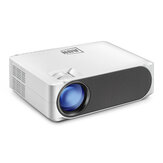 [Android Version] AUN AKEY6S Projector Full HD 1080P Resolution 6800 Lumens 1G+8G WIFI 2.4G Bluetooth 4.0 Built in Multimedia System Video Beamer LED Projector for Home Theater