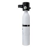 DEDEPU 500ml Mini tanque de aire de buceo cilindro de oxígeno equipo de buceo 3000PSI / 200bar / 20MPa
