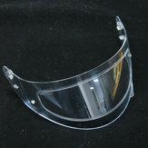 Anti Fog Motorcycle Helmet Shield Mist Visor Resistant Insert Lens Film Universal