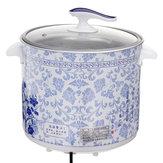 6L 70W Automatic Multifunctional  Black Garlic Fermenter Home DIY 220V Multifunctional Zymolysis Yogurt Maker Natto Rice Machine