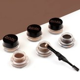 IMAGIC 6 Color Eyebrow Tint Makeup Waterproof Eyebrow Pommade