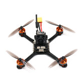 Eachine Tyro69 105 mm F4 OSD 2,5 inch 2-3S DIY FPV Racing Drone PNP met Caddx Beetel V2 1200TVL-camera