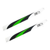 RJXHobby 600mm Carbon Fiber Main Blade For T-rex 600 Class 600 RC Helicopter