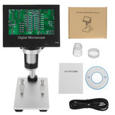DM5-A  4.3 Inches LCD Digital Microscope 1080P LED Digital Magnifier with Holder