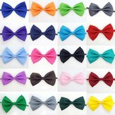 50 PCS Wholesale Pet Perro Puppy Gato Bowtie Necktie Bow Ties Pet Collar Correa ajustable para Gato Collar Perros Accesorios