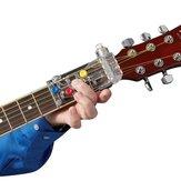 Auxílios ao ensino da guitarra na ponta dos dedos Berços à prova de dor Suporte para guitarra para prática de guitarra