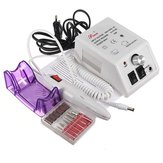 220V Pro Electric Drill Nail Art Machine Manicure Pedicure Kit Set