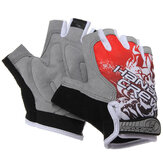 Bike Bicycle Outdoor Half Finger Mountain Riding Gloves