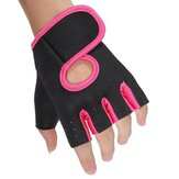 Cycling Training Weight Lifting Slip Boating Half Finger Gloves
