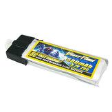 500mAh 3.7V 1S 25C Batarya E-flite Blade MCPX / WLTOYS için V922 HCP100