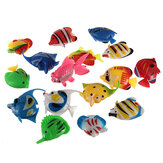 Palsu Fish Fish Tank Decoration Plastic Artificial Tropical Fish