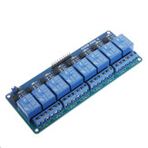5V 8 Channel Relay Module Board PIC AVR DSP ARM Geekcreit for Arduino - products that work with official Arduino boards