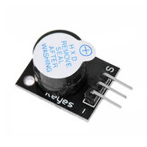 Modulo di allarme cicalino altoparlante attivo per stampante PC Geekcreit per Arduino - prodotti compatibili con schede Arduino ufficiali