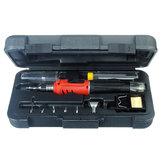 Hs-1115k 10 EM 1 maçarico Tocha de soldadura cordless tool kit