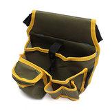Hardware meccanico strumento tela utilità sacco tasca marsupio con cintura