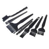 8Pcs Bga Anti Static Escova Esd Hairbrush com todos os tipos de tamanho