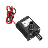 Mini DC12V 3M Micro Quiet Motor Dompelbare Borstelloze Waterpomp