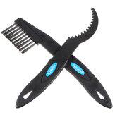 2 szt. Rowerowe koła szczotki do czyszczenia koła Cleaner Scrubber Tool