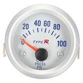 Dial Pointer 52mm Oil Press Gauge Oil Dial Pointer