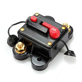 250A Car Marine Boat Bike Stereo Audio Inline Circuit Breaker Fuse