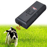 Ultrasonic Pet Cachorro Repeller Stop Barking Training Trainer