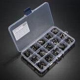 Geekcreit® 600 Pcs 15 Value x 40 Pcs Transistor TO-92 Kit de caixa de sortimento com caixa