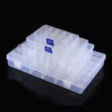 Geekcreit® 10 15 24 36 Value Electronic Components Storage Asortment Box